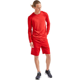 Craft Core Essence Relaxed Shorts Men, bright red